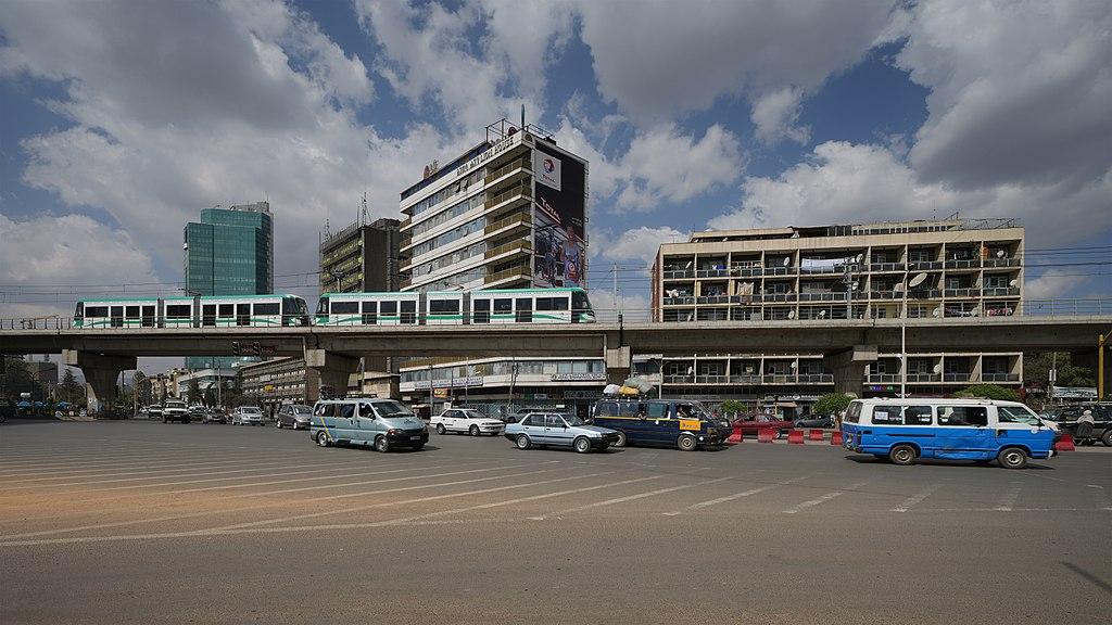 Система легкорельсового транспорта в Аддис-Абебе