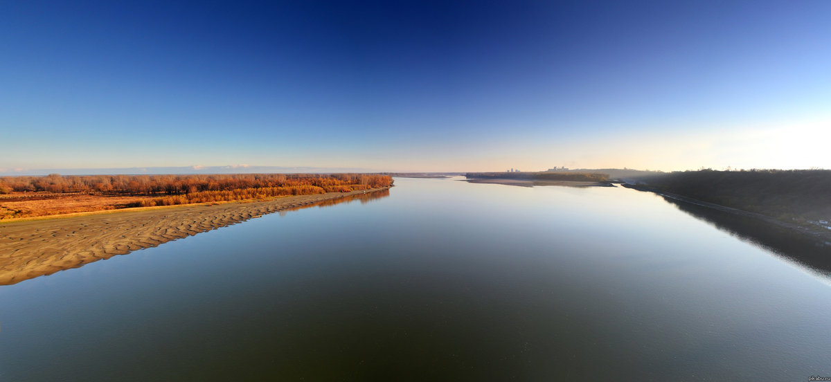 Обь, река, реки России