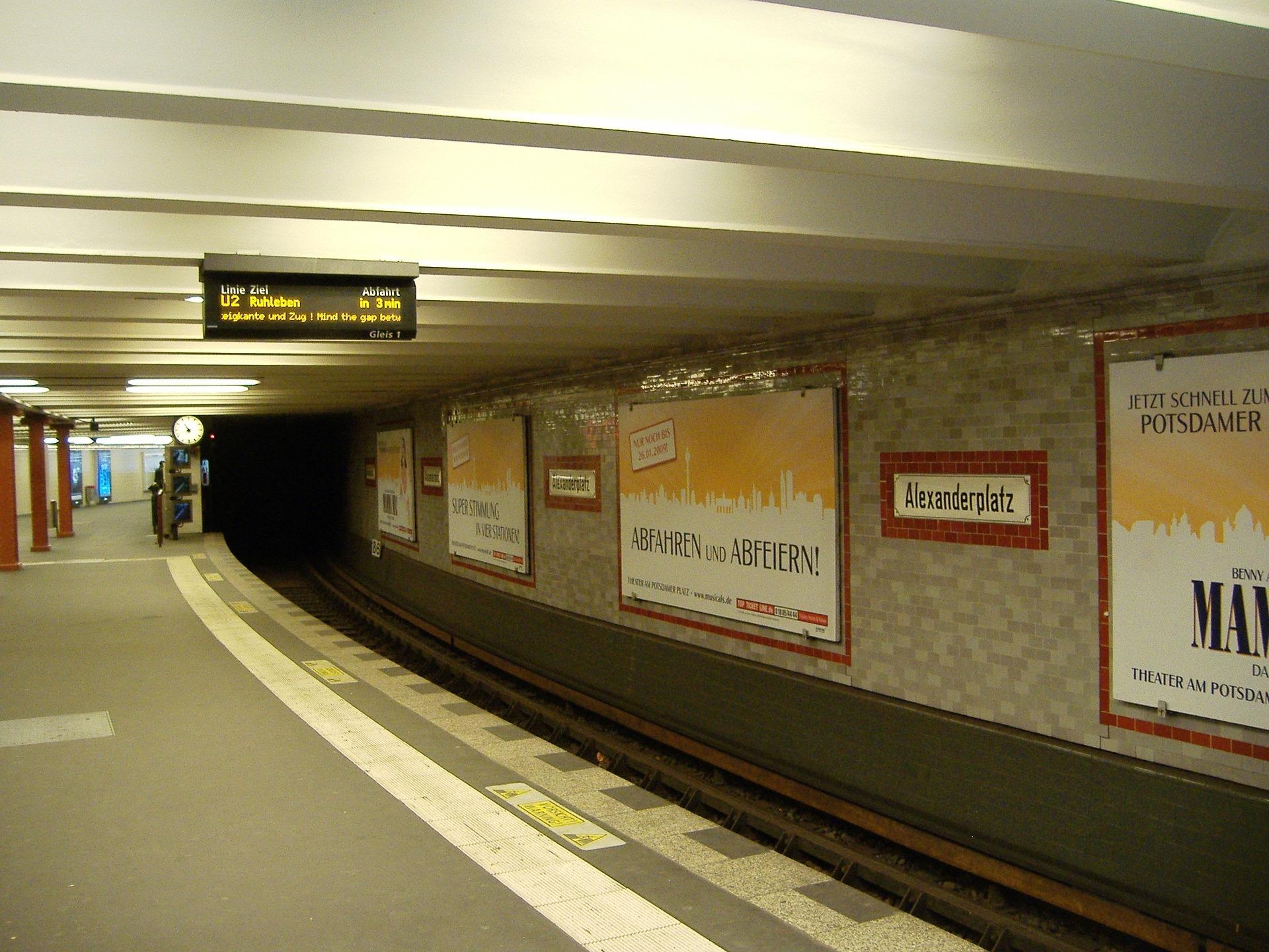 Интересные факты о Берлинском метрополитене