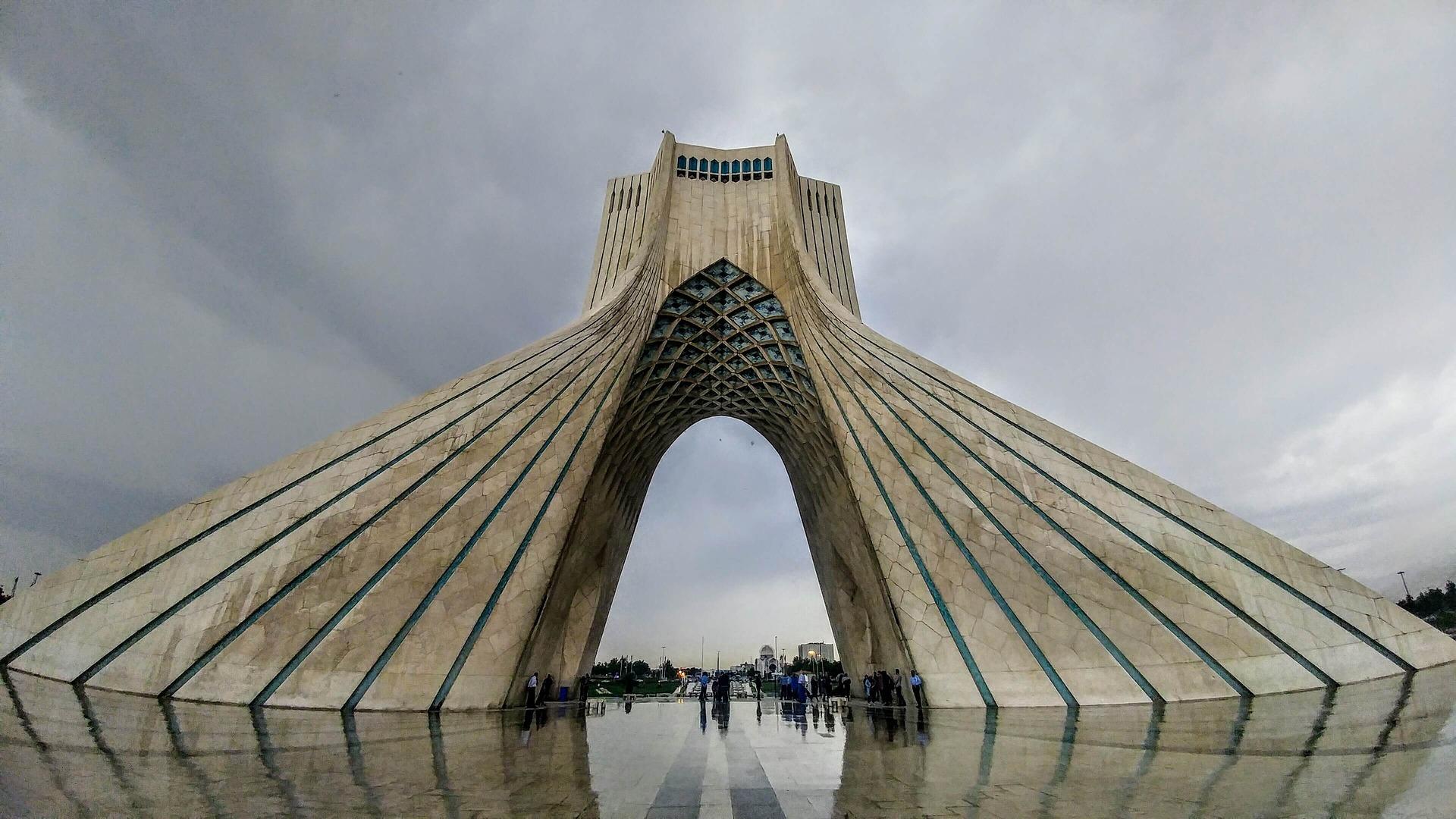 Архитектура Тегерана