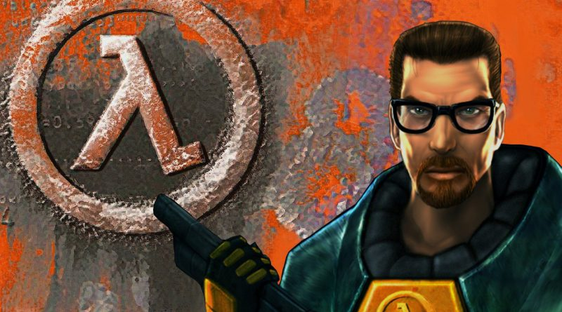Half-life (обложка)