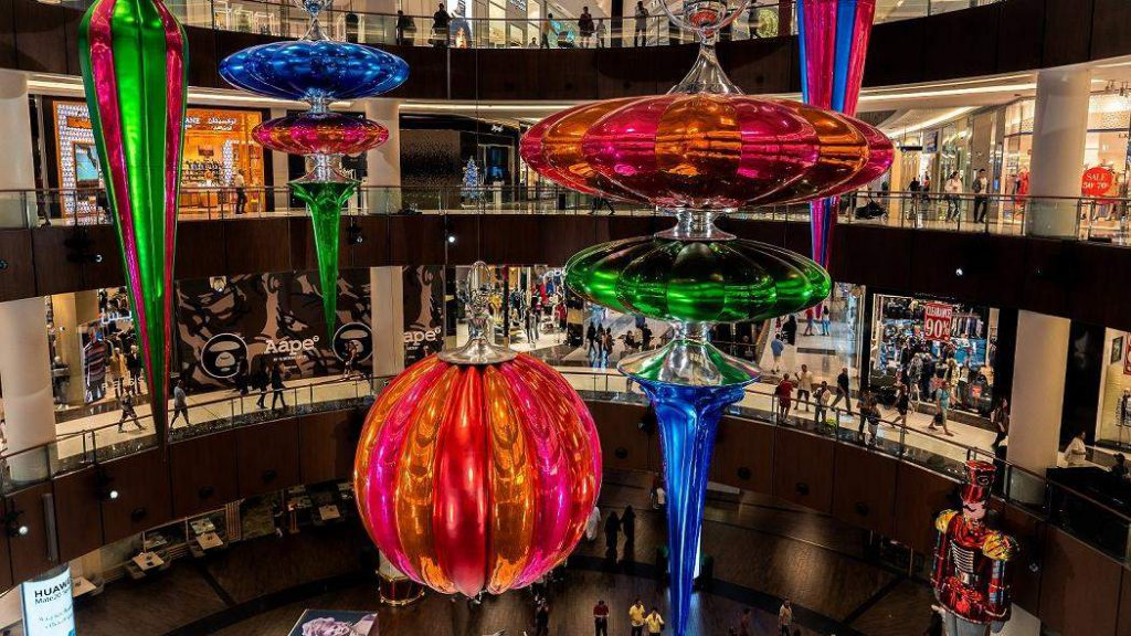 Самый большой новогодний шар в мире