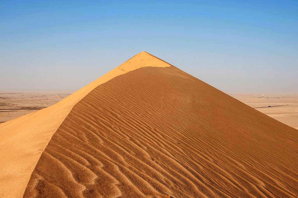 Дюна 7, пустыня Намиб