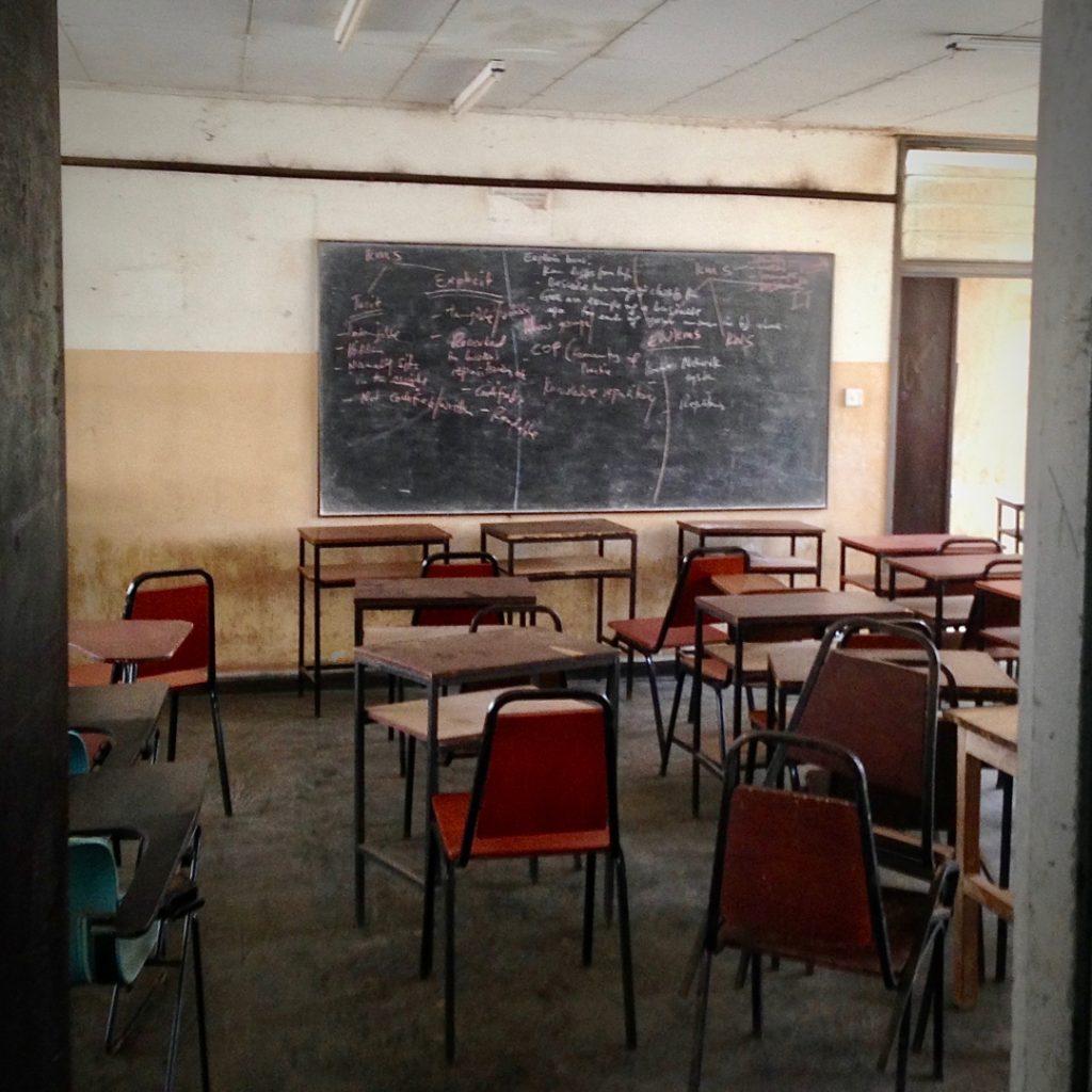 Школа в Фритауне