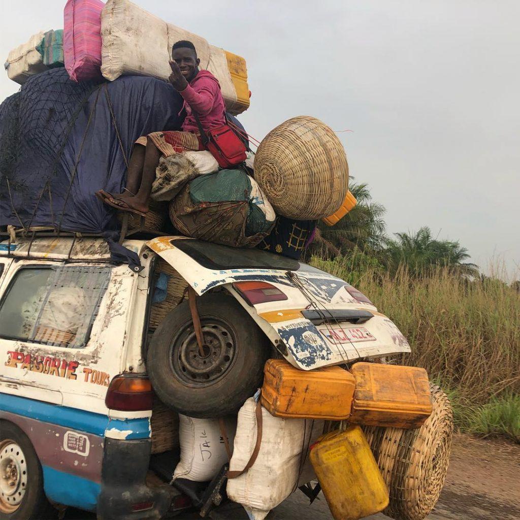 Автомобили в Сьерра-Леоне