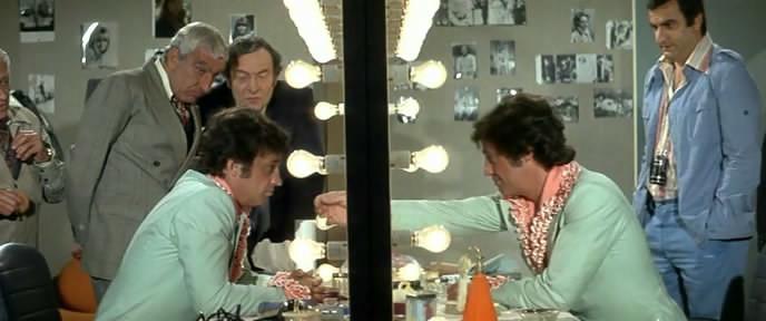 "кадр из к/ф ""Чудовище"" 1977 г."