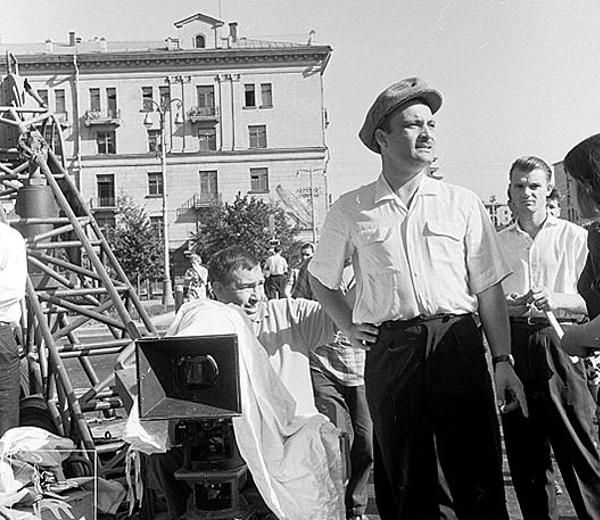 """Как создавался фильм """"Я шагаю по Москве"""" (1963)"""