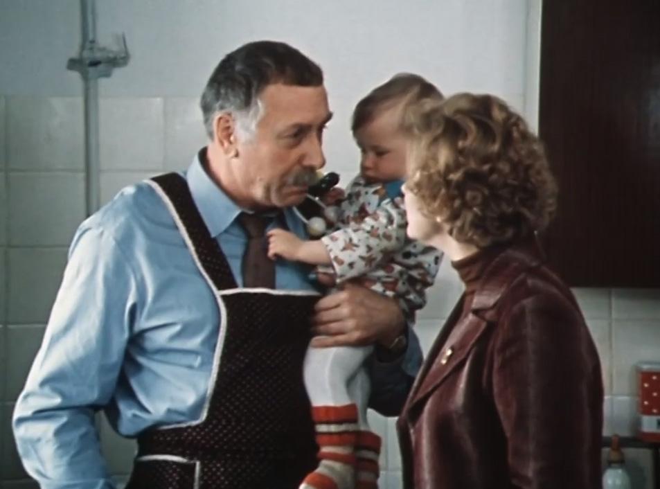 """Как создавался фильм """"По семейным обстоятельствам"""" (1978)"""
