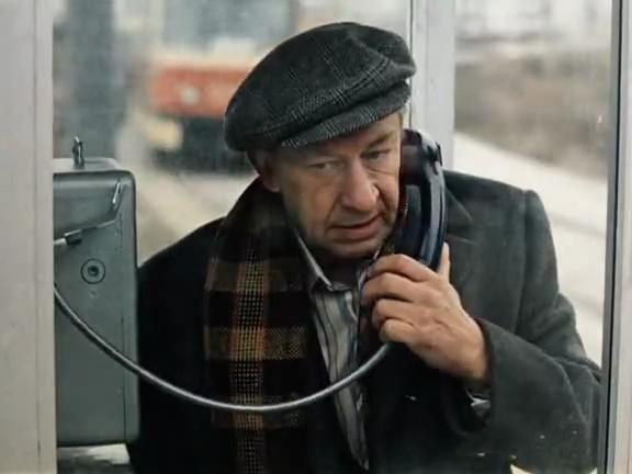 """Кадр из к/ф """"Зимний вечер в Гаграх"""""""