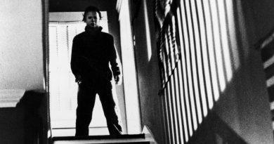 """Кадр из фильма """"Хэллоуин"""" (1978)"""