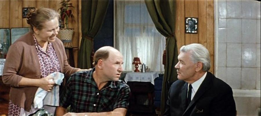 """Факты о фильме """"Возвращение «Святого Луки»"""" (1971)"""