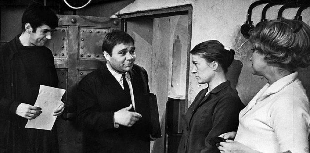 """История создания фильма """"Зигзаг удачи"""" (1968)"""