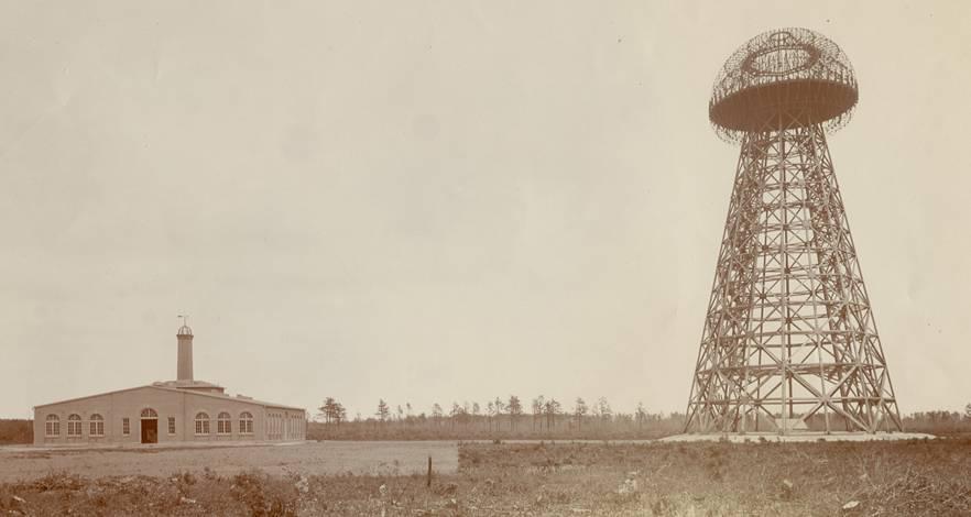 Башня Ворденклиф