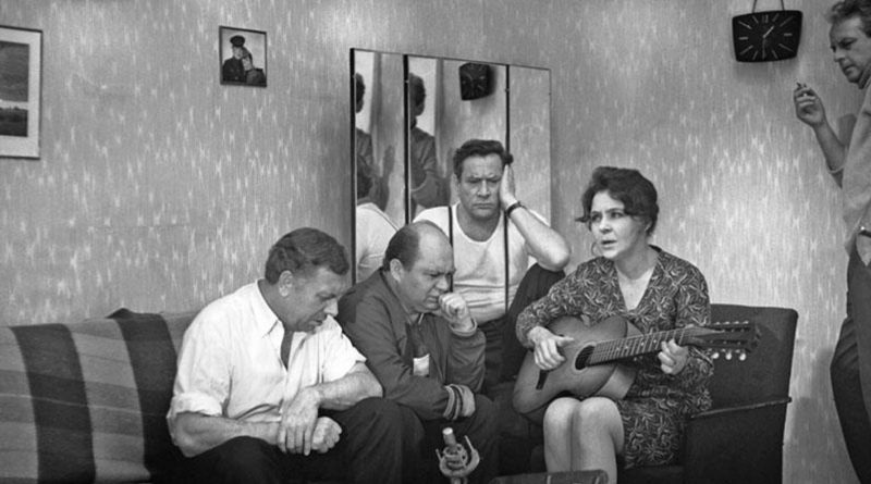 """Интересные факты о фильме """"Белорусский вокзал"""" (1971)"""