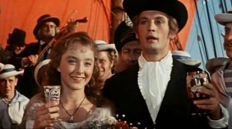 """Факты о романтической сказке """"Алые паруса"""" (1961)"""