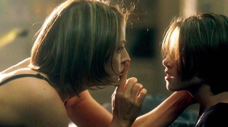 """""""Комната страха"""", 2002 г."""