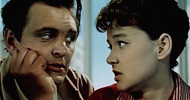 """""""Человек ниоткуда"""" (1961) — малоизвестный фильм Рязанова, снятый с проката"""