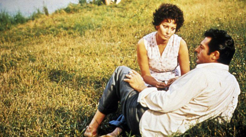 """Как создавался фильм """"Подсолнухи"""" (1970)"""