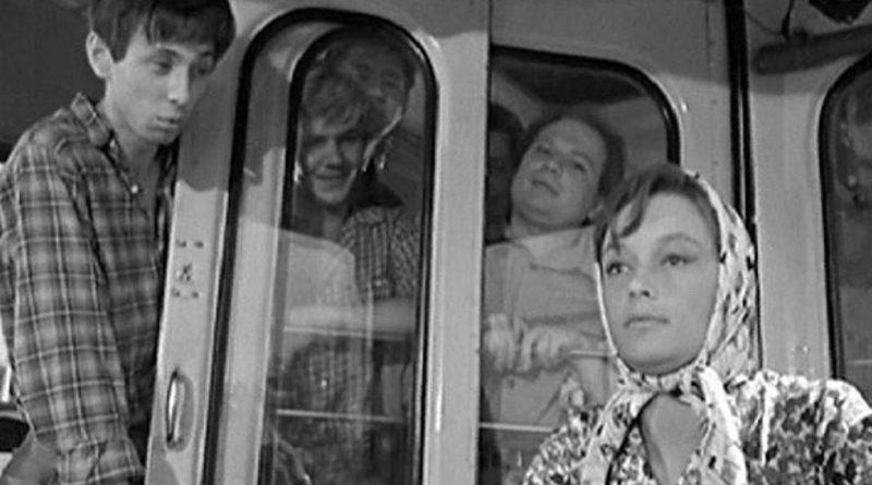 """""""Первый троллейбус"""" (1964)"""