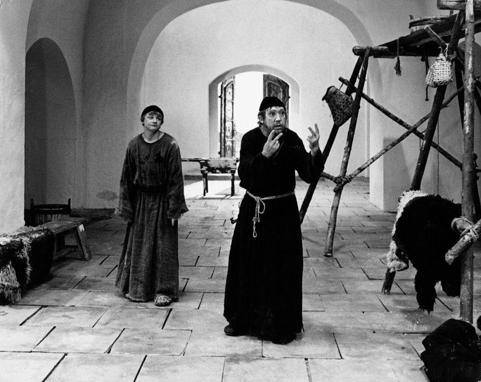 """Фильм """"Андрей Рублев"""" (1966)"""