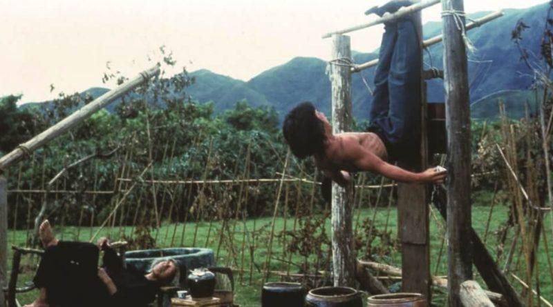 """Кадр из фильма """"Пьяный мастер"""" (1978)"""