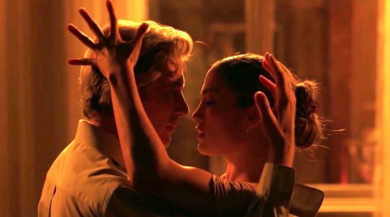 """Кадр из фильма """"Давайте потанцуем"""""""