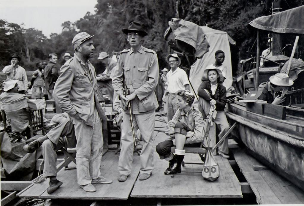 """История создания фильма """"Африканская королева"""" (1951)"""