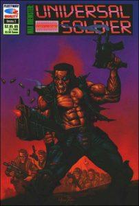 NOW Comics опубликовал трехсерийный комикс-минисериал