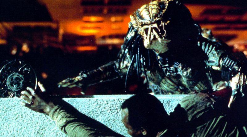 """Кадр из фильма """"Хищник 2"""""""